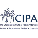 new Chartered Institute of Patent Attorneys logo