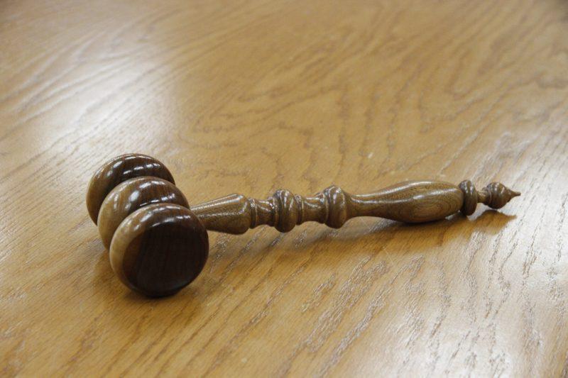 uk high court gavel